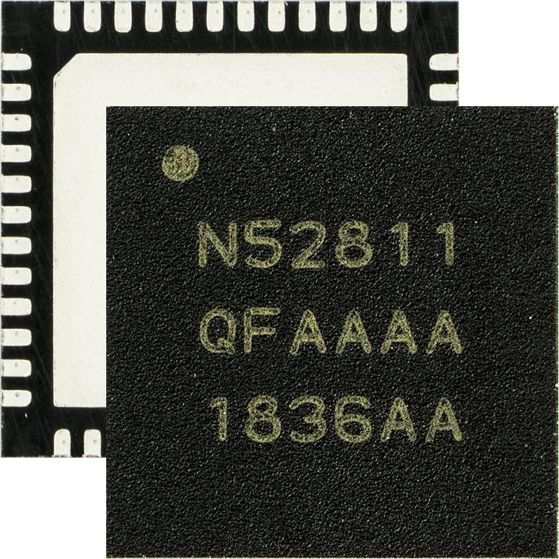 Now at Rutronik: Bluetooth® 5 1 SoC from Nordic | Rutronik
